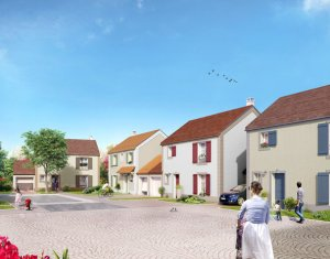Achat / Vente programme immobilier neuf Rouvres proche poney club (77230) - Réf. 1646