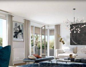 Achat / Vente programme immobilier neuf Rueil-Malmaison cœur éco quartier Arsenal (92500) - Réf. 4953