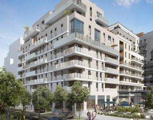 Achat / Vente programme immobilier neuf Rueil-Malmaison face au parc et à deux pas des bords de Seine (92500) - Réf. 4261