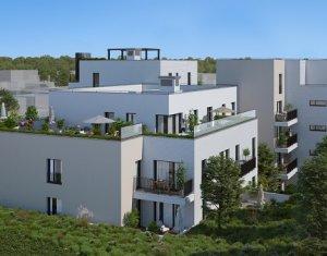 Achat / Vente programme immobilier neuf Rueil-Malmaison quartier Richelieu-Châtaigneraie (92500) - Réf. 3730