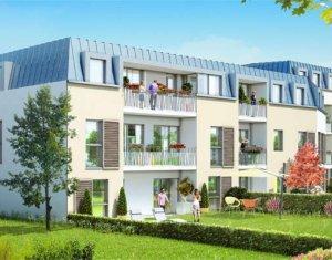 Achat / Vente programme immobilier neuf Saint-Brice-sous-Forêt quartier du Vieux Saint-Brice (95350) - Réf. 1275