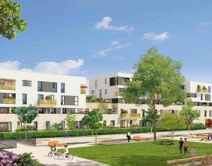 Achat / Vente programme immobilier neuf Saint-Cyr-l'École Plaine de Vie proche Château de Versailles (78210) - Réf. 1959