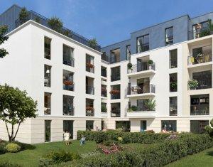Achat / Vente programme immobilier neuf Saint-Cyr-L'Ecole proche Fontaine Saint-Martin (78210) - Réf. 2113