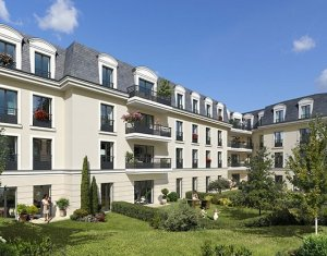 Achat / Vente programme immobilier neuf Saint-Cyr-l'École proche mairie (78210) - Réf. 3102