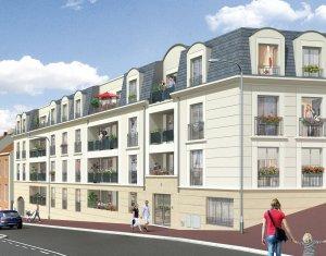 Achat / Vente programme immobilier neuf Saint-Cyr-l'Ecole proximité Gare (78210) - Réf. 2107