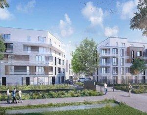 Achat / Vente programme immobilier neuf Saint-Cyr-l'École quartier de la Plaine de Vie (78210) - Réf. 1749