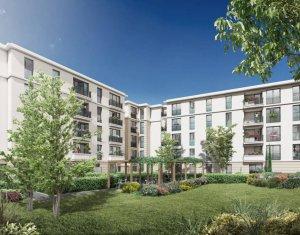 Achat / Vente programme immobilier neuf Saint-Cyr-l'École à 1,6 km de la gare (78210) - Réf. 6103