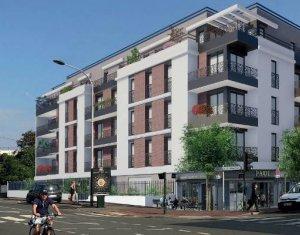 Achat / Vente programme immobilier neuf Saint-Cyr-L'Ecole à 3 minutes de l'école maternelle (78210) - Réf. 4285