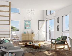Achat / Vente programme immobilier neuf Saint-Denis éco-quartier Universeine (93200) - Réf. 1247