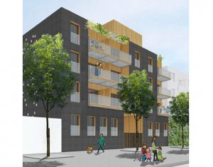 Achat / Vente programme immobilier neuf Saint-Denis proche quartier Brise-Echalas (93200) - Réf. 267