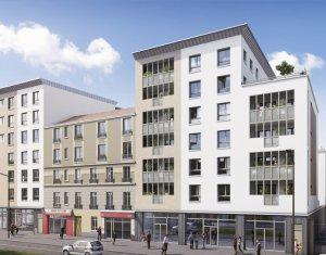 Achat / Vente programme immobilier neuf Saint-Denis proche RER D (93200) - Réf. 2600