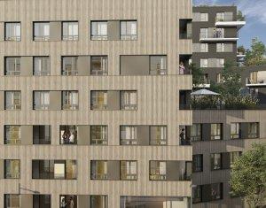 Achat / Vente programme immobilier neuf Saint-Denis quartier de la Montjoie (93200) - Réf. 592