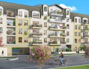Achat / Vente programme immobilier neuf Saint-Fargeau-Ponthierry à 700 mètres du RER D (77310) - Réf. 3934