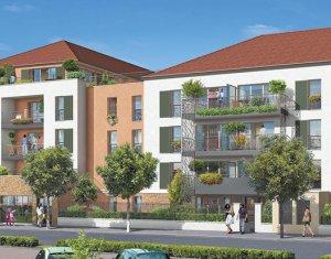 Achat / Vente programme immobilier neuf Saint-Fargeau-Ponthierry proche centre (77310) - Réf. 2051