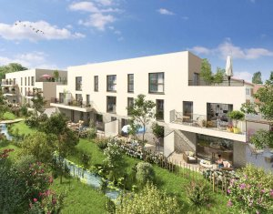 Achat / Vente programme immobilier neuf Saint-Germain-en-Laye proche lycée international (78100) - Réf. 6244