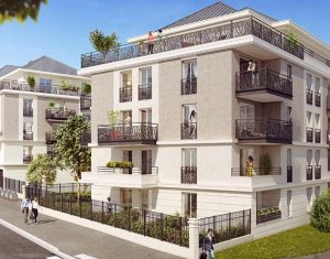 Achat / Vente programme immobilier neuf Saint-Gratien proche de Paris (95210) - Réf. 2363