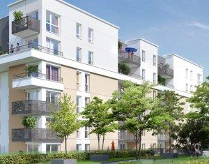 Achat / Vente programme immobilier neuf Saint-Gratien quartier des Raguenets (95210) - Réf. 1751