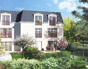 Achat / Vente programme immobilier neuf Saint-Leu-la-Forêt 800 mètres de la gare (95320) - Réf. 2009