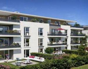 Achat / Vente programme immobilier neuf Saint-Leu-la-Forêt quartier de la Plaine (95320) - Réf. 4469