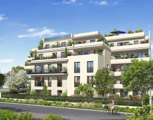 Achat / Vente programme immobilier neuf Saint-Maur-des-Fossés proche bords de Marne (94100) - Réf. 3833