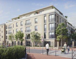 Achat / Vente programme immobilier neuf Saint-Maur-des-Fossés proche commodités (94100) - Réf. 2176