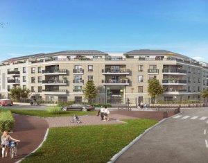 Achat / Vente programme immobilier neuf Saint-Maur-des-Fossés proche Gare Saint-Maur-Créteil et RER A (94100) - Réf. 4141