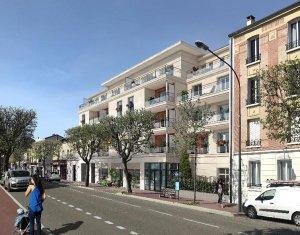 Achat / Vente programme immobilier neuf Saint-Maur-Des-Fossés proche parc de l'abbaye (94100) - Réf. 2390