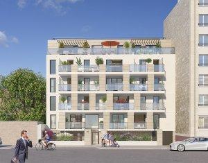Achat / Vente programme immobilier neuf Saint-Maur-des-Fossés quartier Adamville (94100) - Réf. 3699