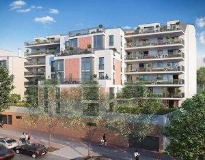 Achat / Vente programme immobilier neuf Saint-Maurice à deux pas du Bois de Vincennes et proche du RER A (94410) - Réf. 4162