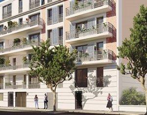 Achat / Vente programme immobilier neuf Saint-Maurice proche Bois de Vincennes (94410) - Réf. 809