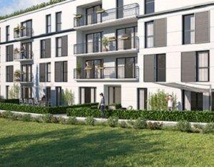 Achat / Vente programme immobilier neuf Saint-Michel-sur-Orge face au parc Jean Vilar (91240) - Réf. 2723