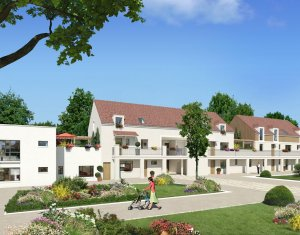Achat / Vente programme immobilier neuf Saint-Nom-la-Bretèche en plein centre-ville (78860) - Réf. 605