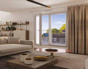 Achat / Vente programme immobilier neuf Saint-Ouen à 900 mètres du marché aux Puces (93400) - Réf. 4439
