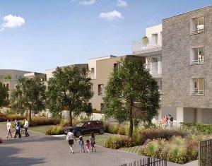 Achat / Vente programme immobilier neuf Saint-Ouen-l'Aumône proche gare (95310) - Réf. 2212