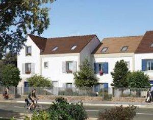 Achat / Vente programme immobilier neuf Saint-Ouen-l'Aumône quartier pavillonnaire (95310) - Réf. 484