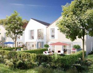 Achat / Vente programme immobilier neuf Saint-Ouen-l'Aumône ZAC de Liesse 2 (95310) - Réf. 1968