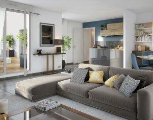 Achat / Vente programme immobilier neuf Saint-Ouen proche centre (93400) - Réf. 850