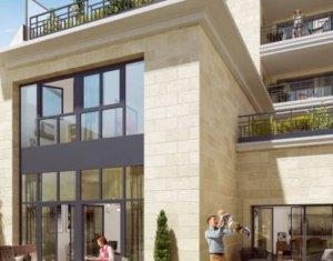 Achat / Vente programme immobilier neuf Saint-Ouen proche Grand Parc des Docks (93400) - Réf. 3849