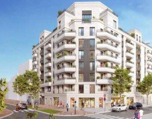Achat / Vente programme immobilier neuf Saint-Ouen quartier Debain-Michelet (93400) - Réf. 2648