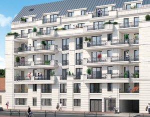 Achat / Vente programme immobilier neuf Saint-Ouen rue de Landy (93400) - Réf. 696