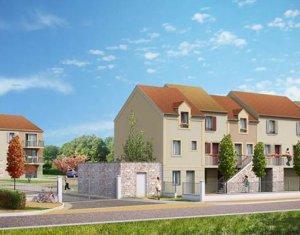 Achat / Vente programme immobilier neuf Saint-Pierre proche forêt de Montmorency (95560) - Réf. 2272