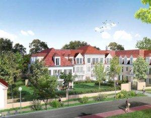 Achat / Vente programme immobilier neuf Saint-Prix proche centre (95390) - Réf. 2956