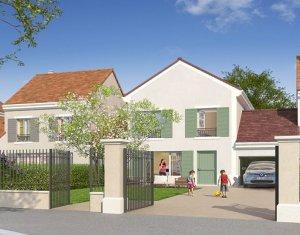 Achat / Vente programme immobilier neuf Saint Prix proche gare SNCF (95390) - Réf. 1689