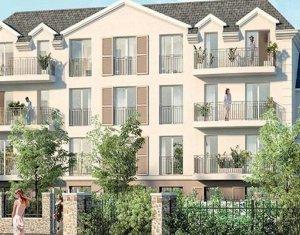 Achat / Vente programme immobilier neuf Saint-Prix quartier résidentiel proche commodités (95390) - Réf. 4263