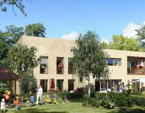 Achat / Vente programme immobilier neuf Saint-Thibault-des-Vignes (77400) - Réf. 1335