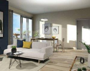 Achat / Vente programme immobilier neuf Sainte-Geneviève-des-Bois cœur centre-ville (91700) - Réf. 4376