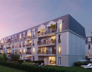 Achat / Vente programme immobilier neuf Sainte-Geneviève-des-Bois proche centre-ville (91700) - Réf. 2455
