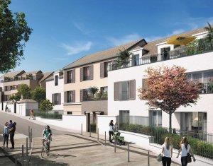 Achat / Vente programme immobilier neuf Sarcelles centre historique 12 kilomètres de Paris (95200) - Réf. 837