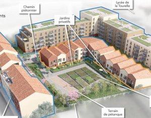 Achat / Vente programme immobilier neuf Sarcelles centre-ville (95200) - Réf. 903