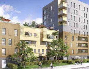 Achat / Vente programme immobilier neuf Sarcelles face au tramway 5 (95200) - Réf. 2211